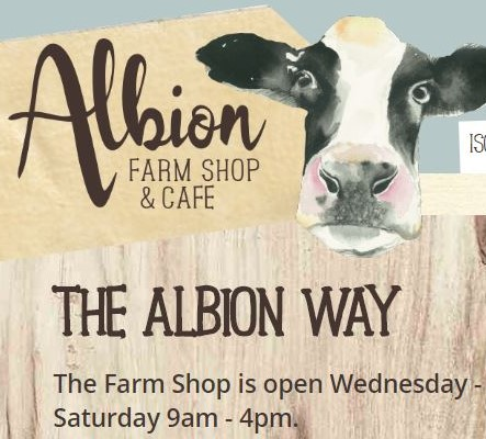 New Stockists - Albion Farm Shop Saddleworth