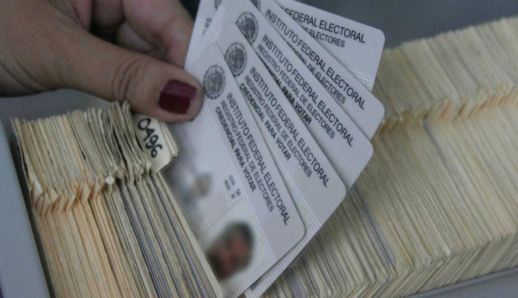 Entrega De Credenciales Para Votar Pasó De Una Semana A Dos