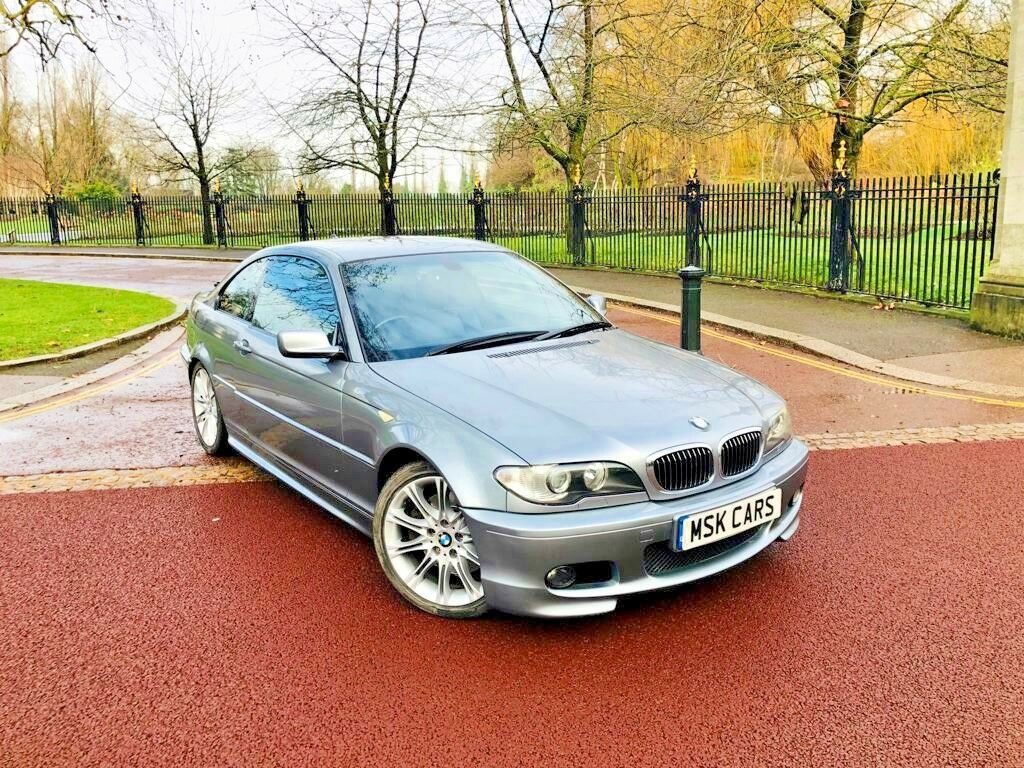 BMW 3 Series 330Ci Sport Coupe 3.0