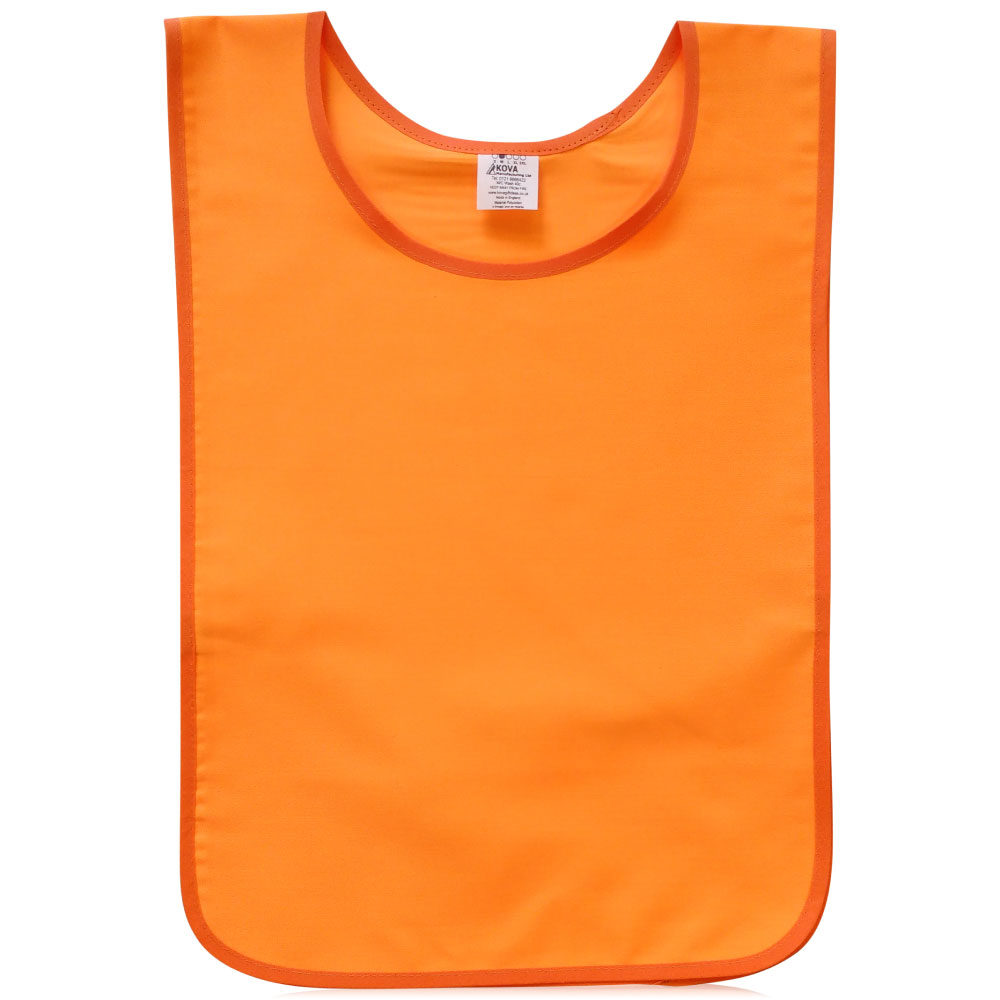 Orange Polycotton Tabard