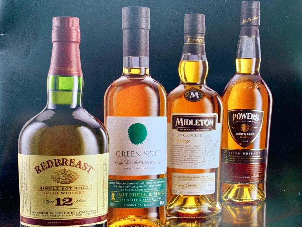 Irish Whiskey and the Ice Age – Is there a connection?