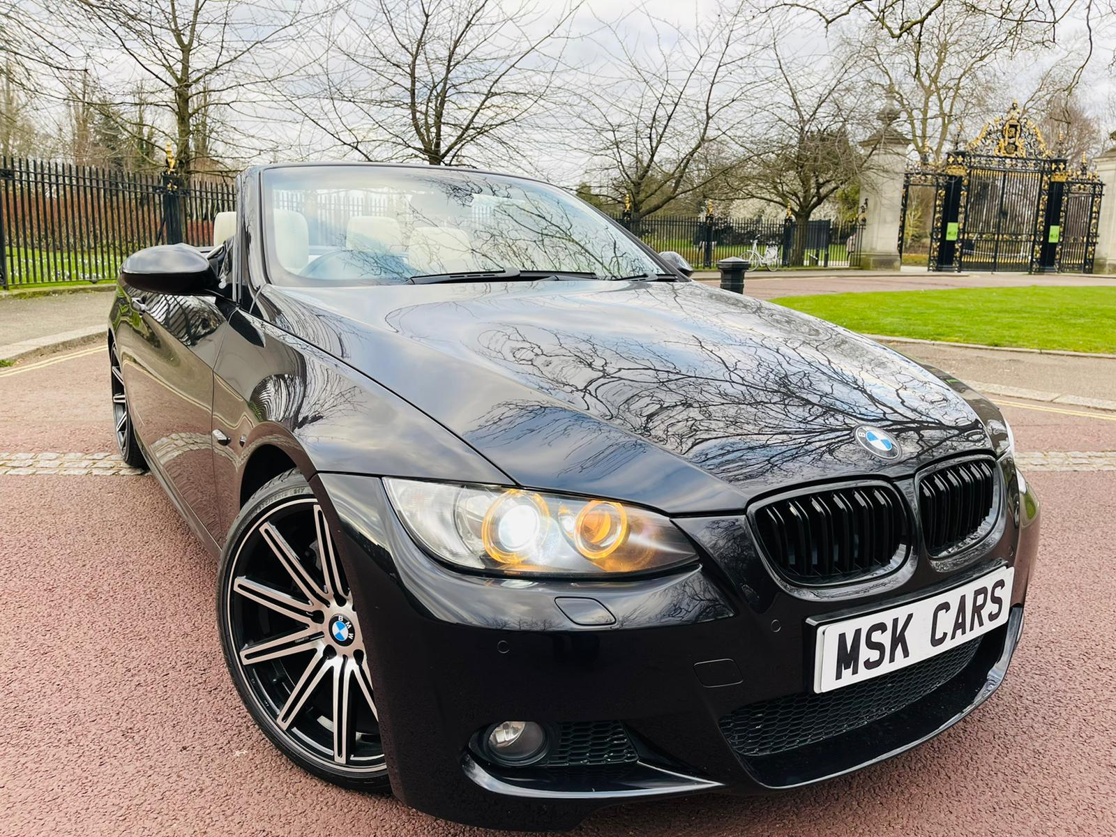 BMW 3 Series 2007 335i M Sport Convertible