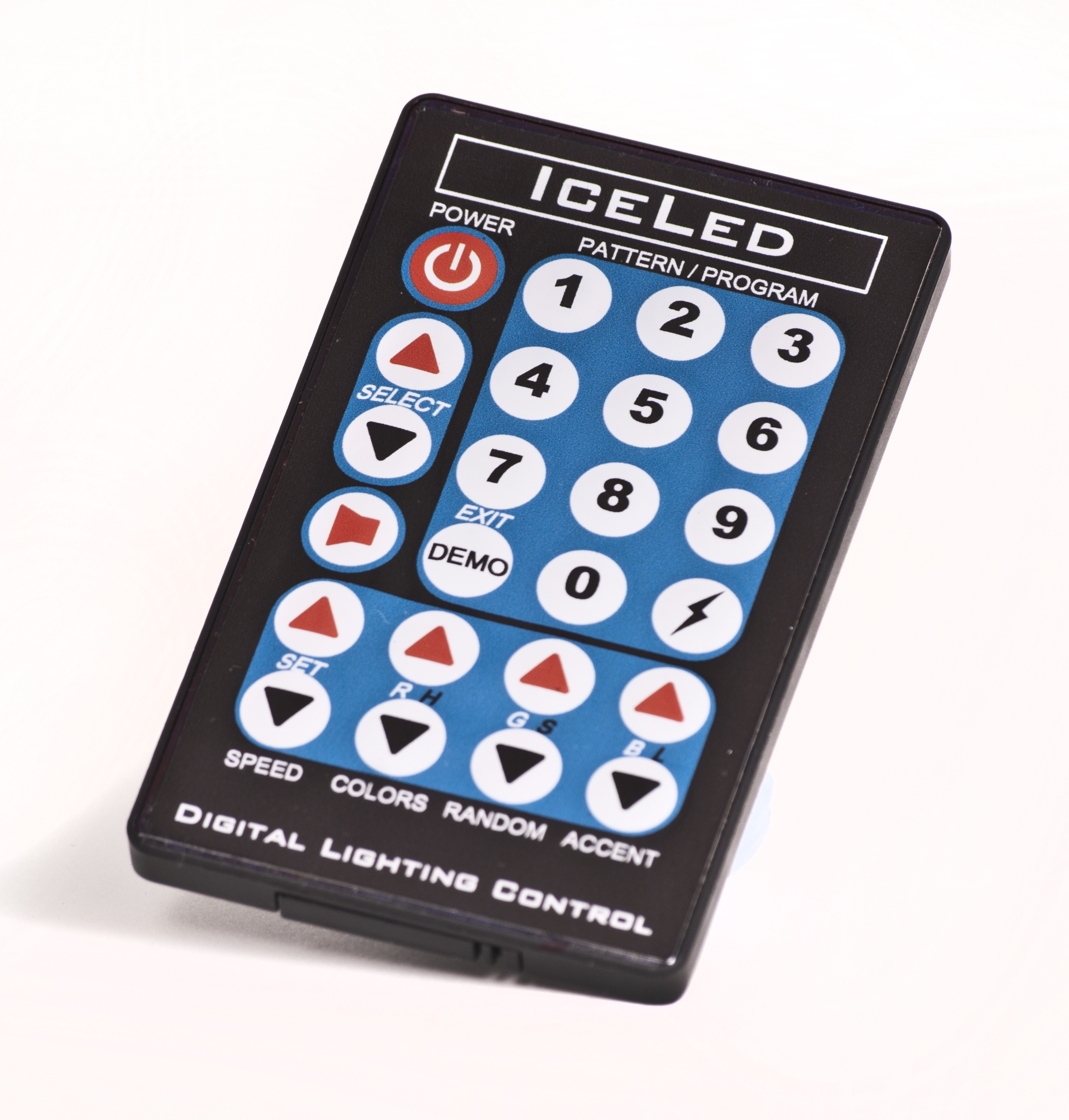 ICELED Remote Handset