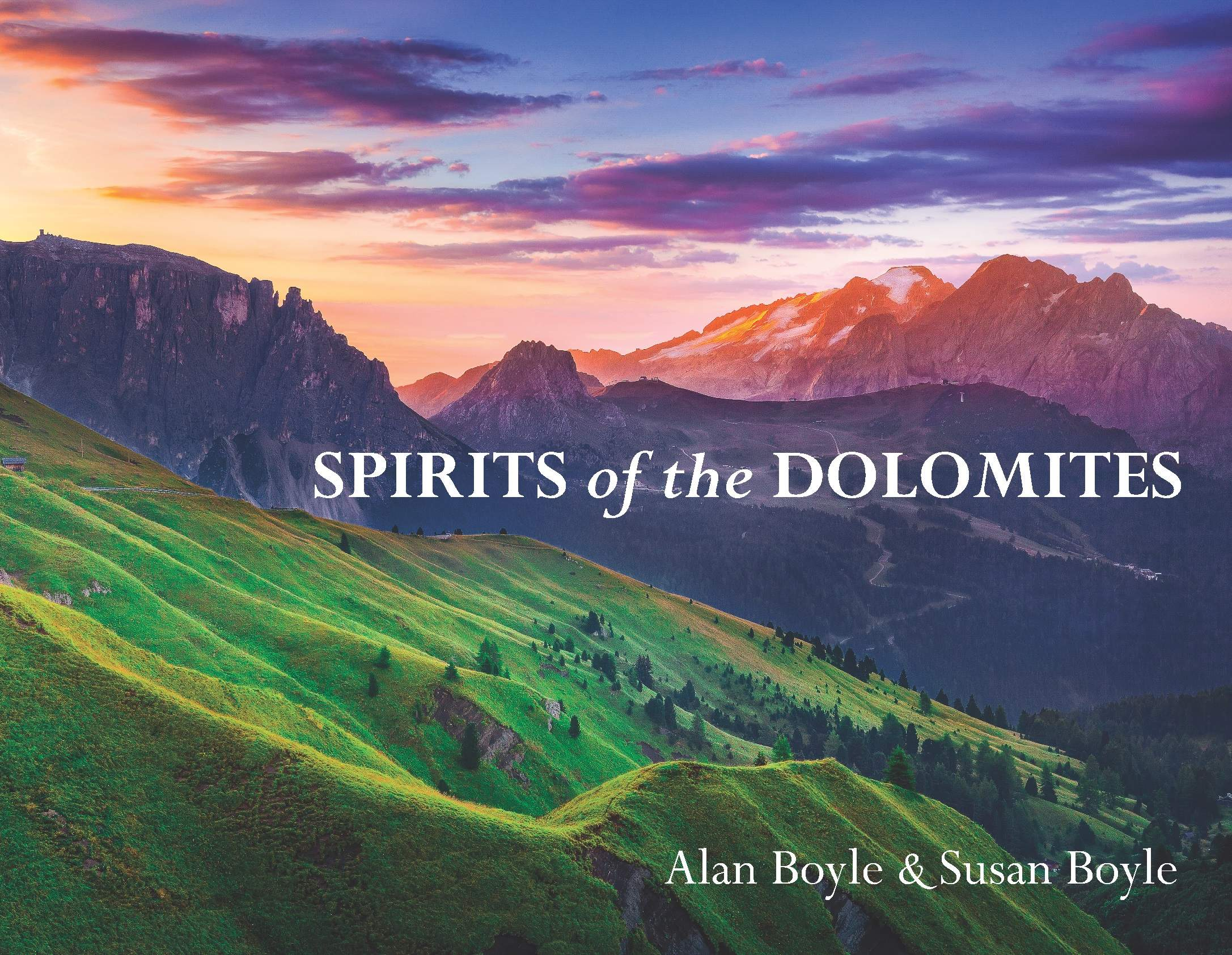 SPIRITS of the DOLOMITES