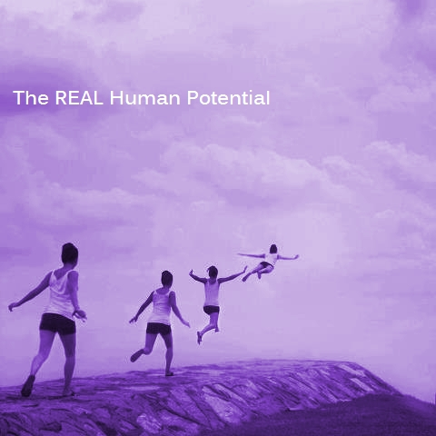 Human potential graphic