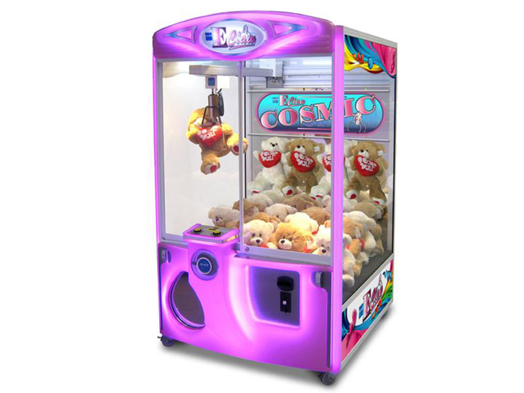 "Crane machine ""Eclaw Cosmic"""