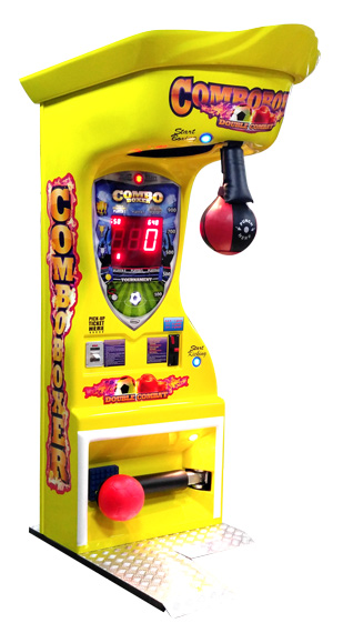 "Boxing game ""Comboboxer"""
