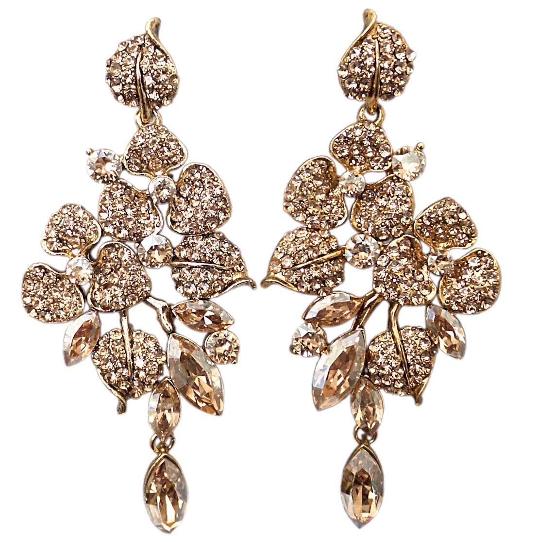 Earrings - DESERT ROSE3/CGSG