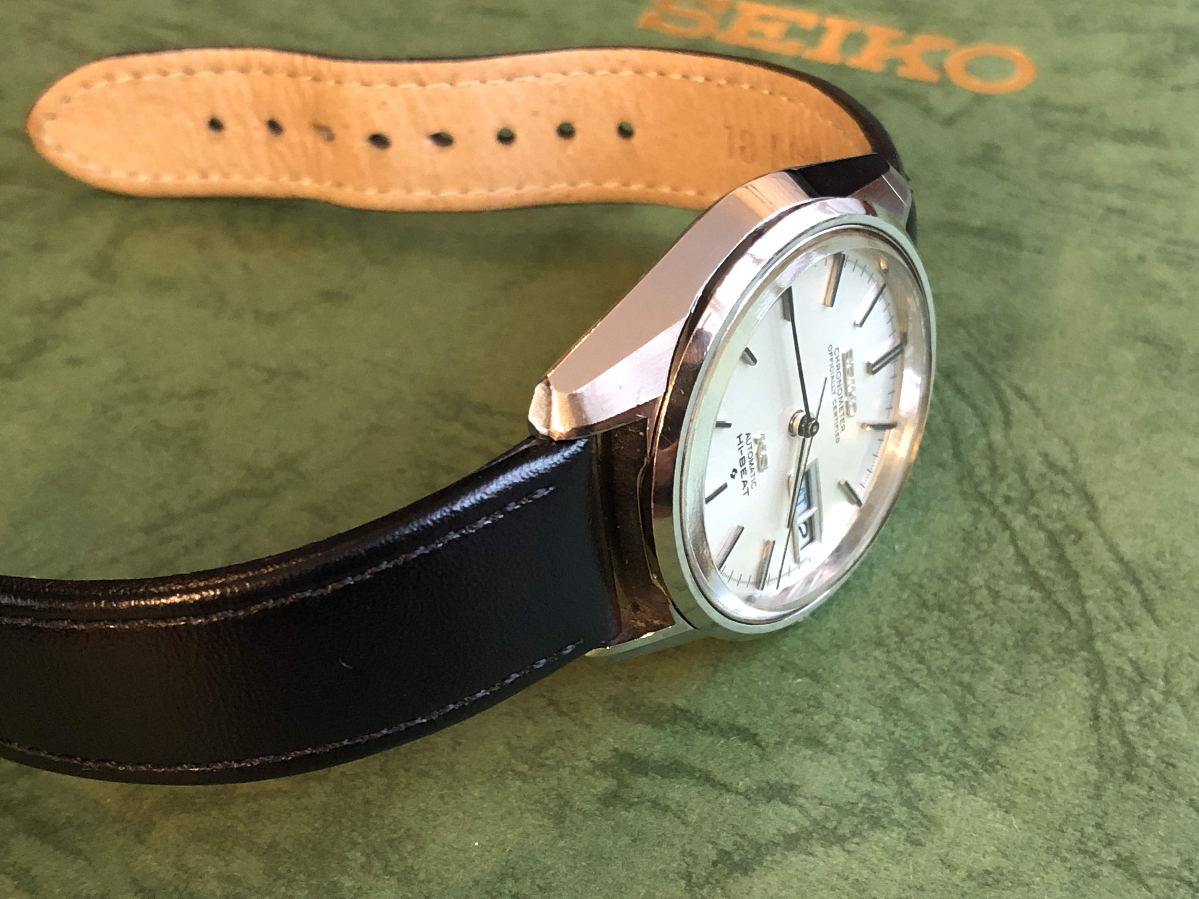 King Seiko Chronometer 5626-7041 (Sold)