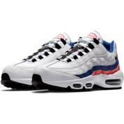 Nike Air Max 95 White-Blue-Pink