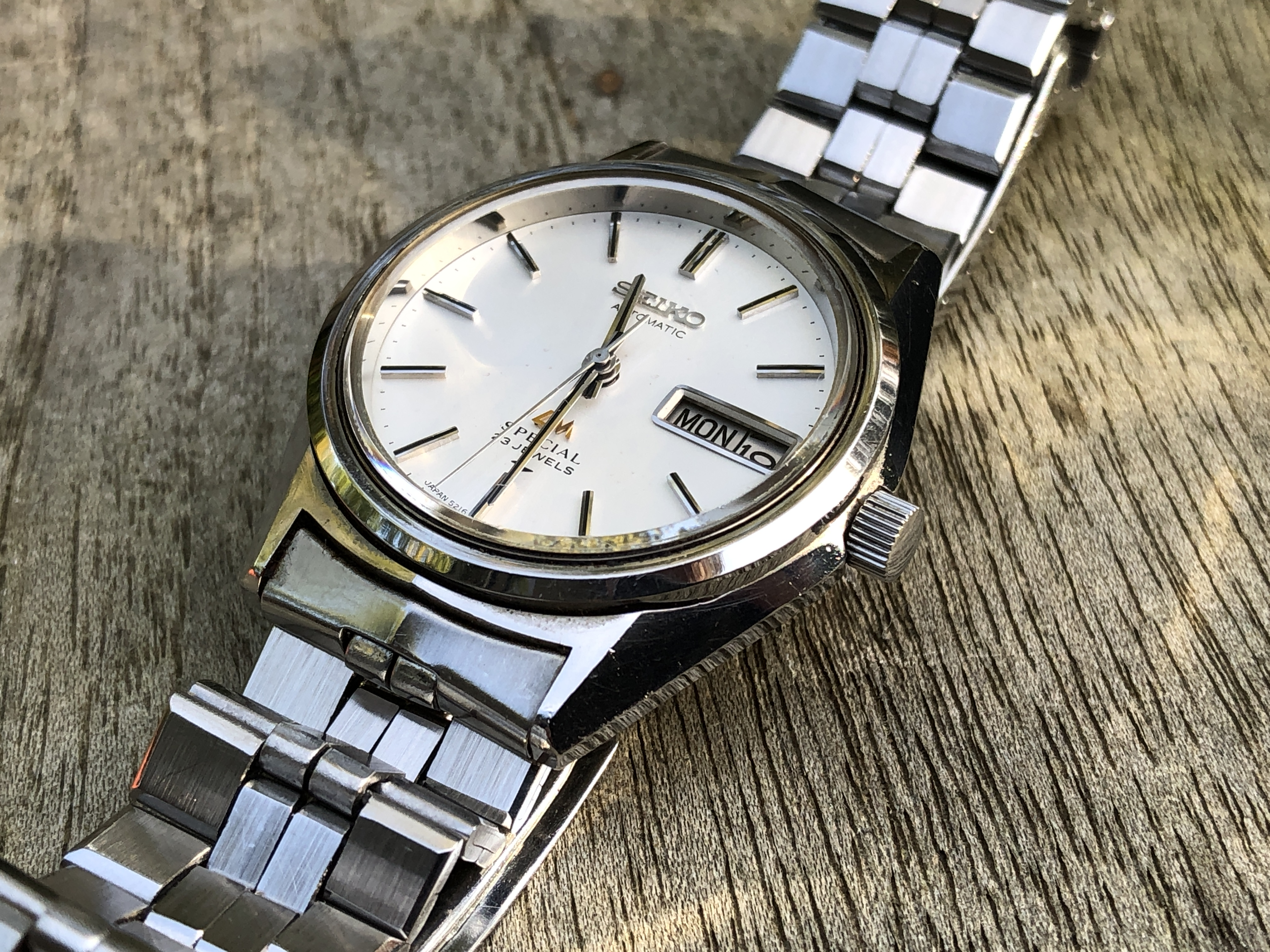 Seiko Lord -Matic Special 5216-6050 (Sold)