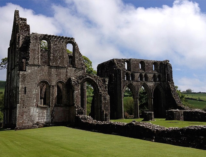 Dundrennan Abbey, near Kirkcudbright, Dumfries and Galloway