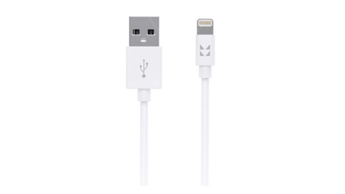 1.3m MFI Lightning to USB Charge & Sync Lead