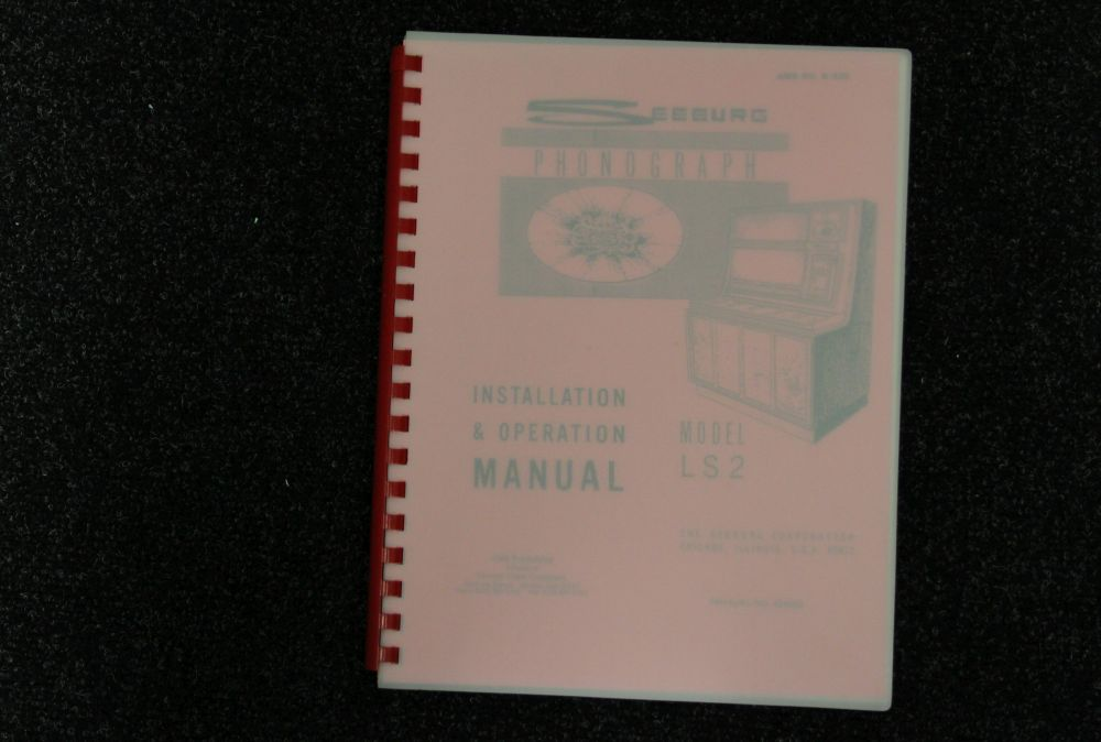 Seeburg - Installation & Operation Manual - Model LS2