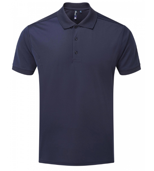 ANM Plain PE Shirt Navy (Unisex)
