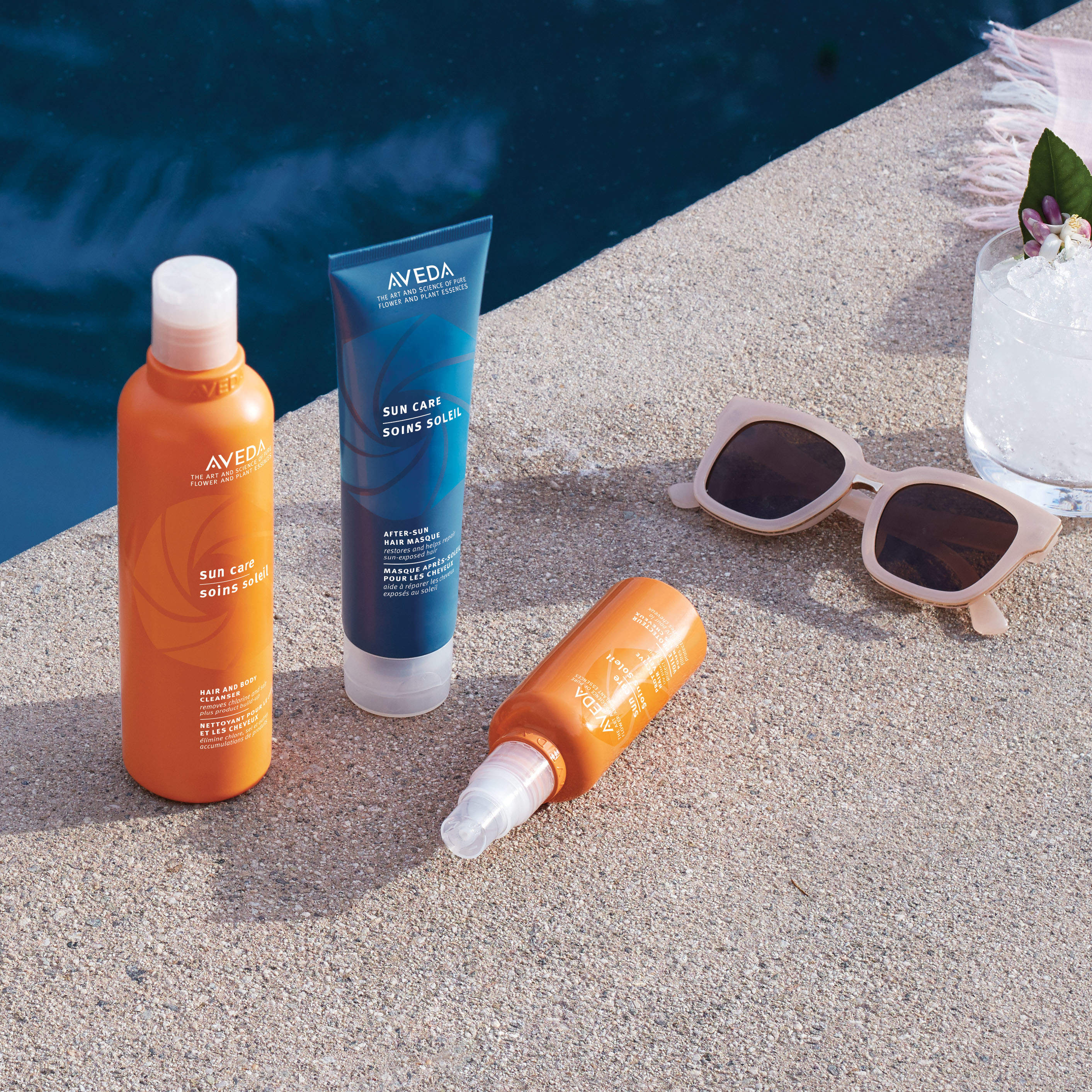 Sun Care hair & body cleanser