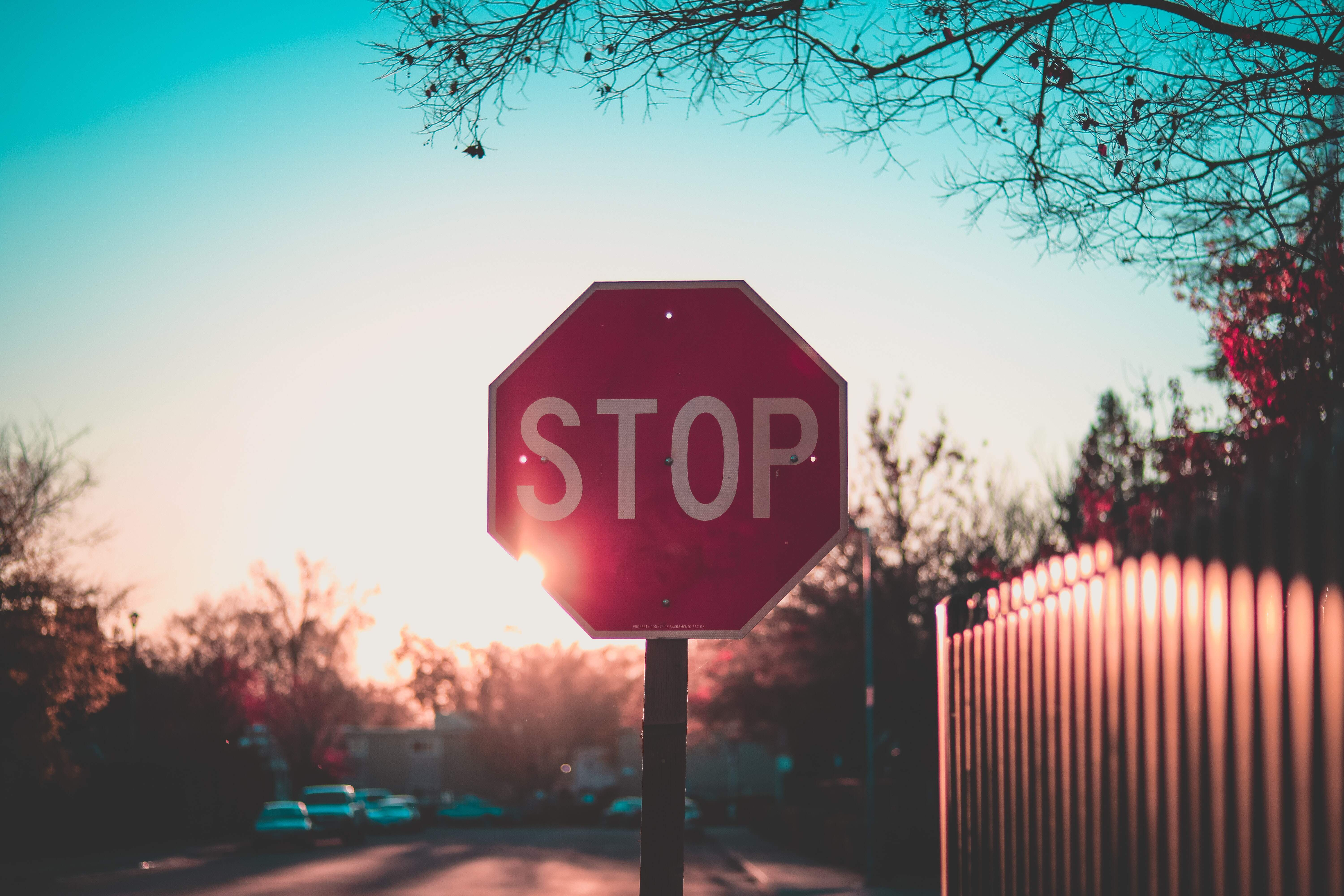 'Just' Stop!