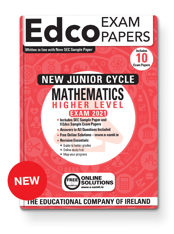 MATHS JC EXAM PAPERS - HIGHER LEVEL - EDCO
