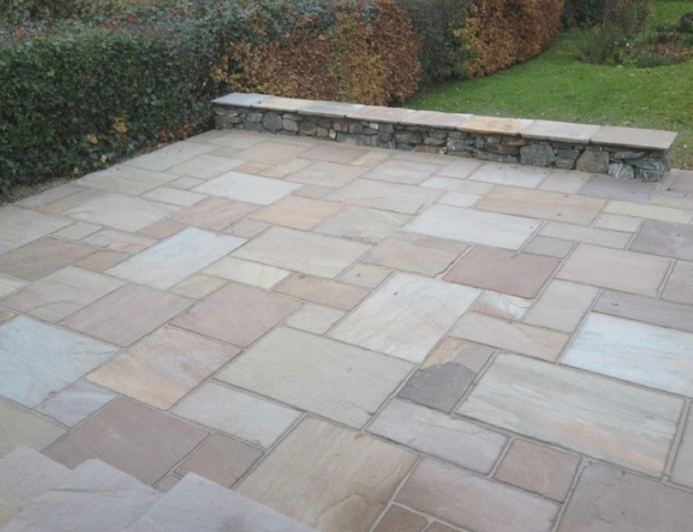 Patio Builders Dalbeattie