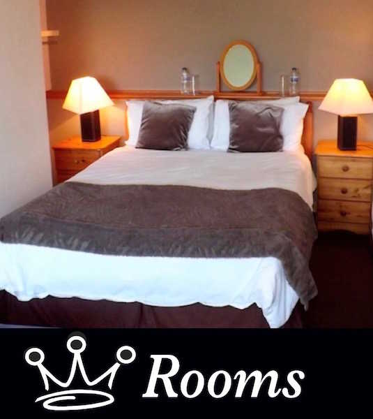 Rooms at The Crown Hotel Lochmaben