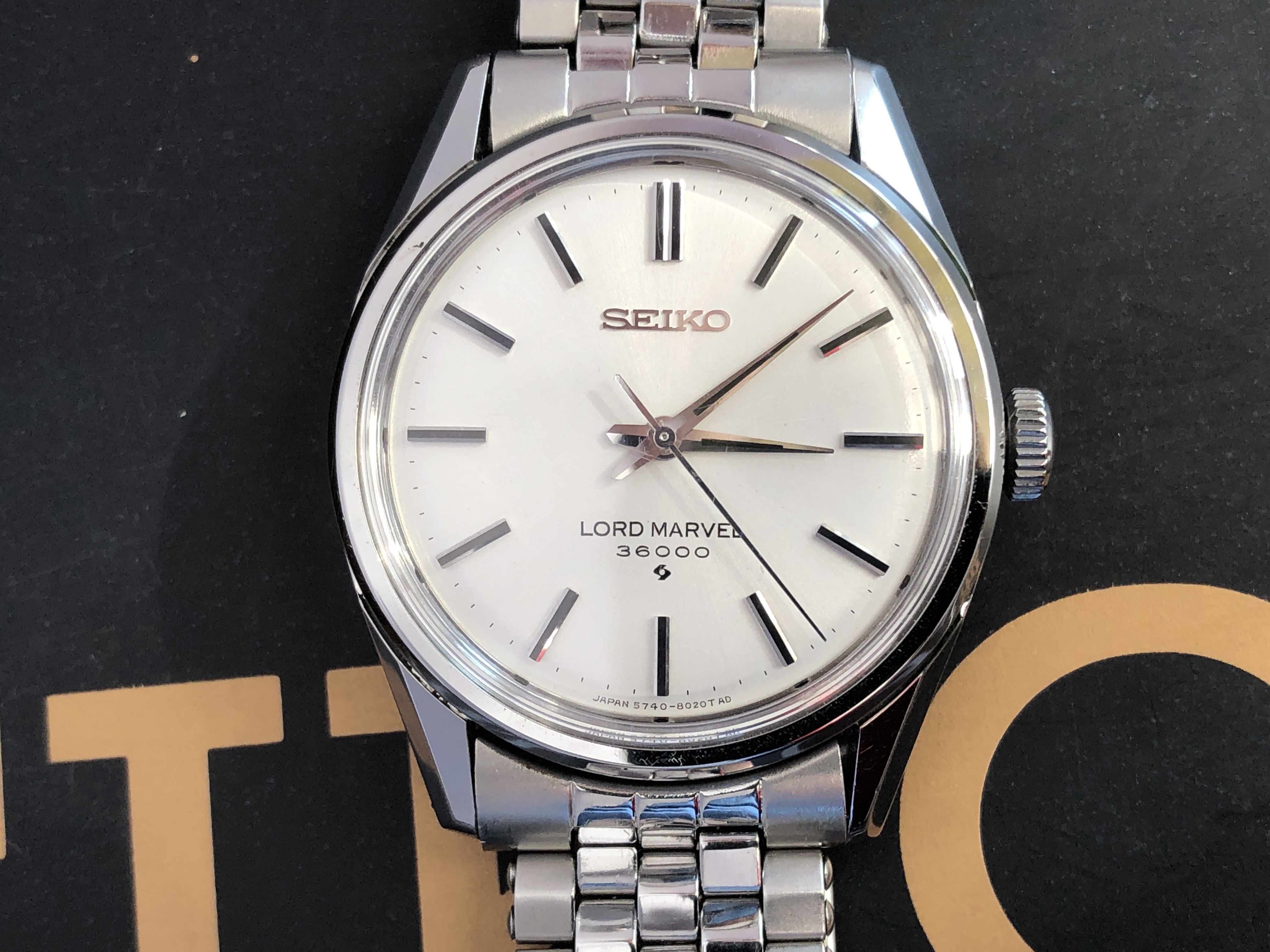 Seiko Lord Marvel 5740-8000 (Reserved)