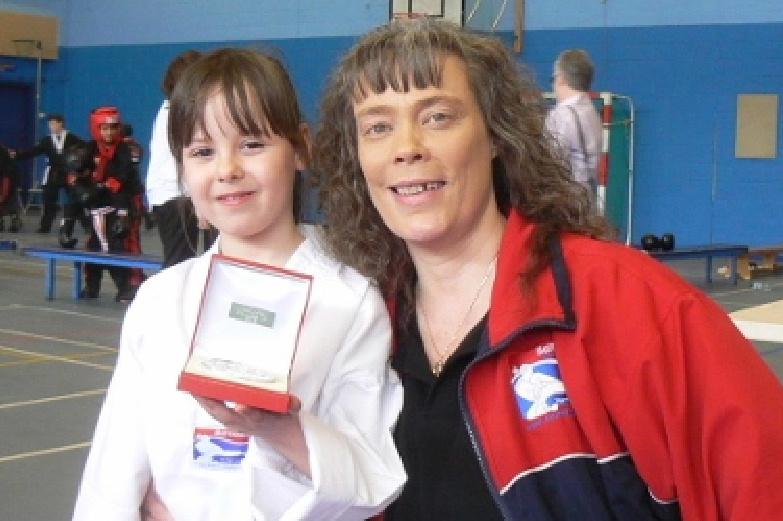 Junior martial arts classes Dumfries