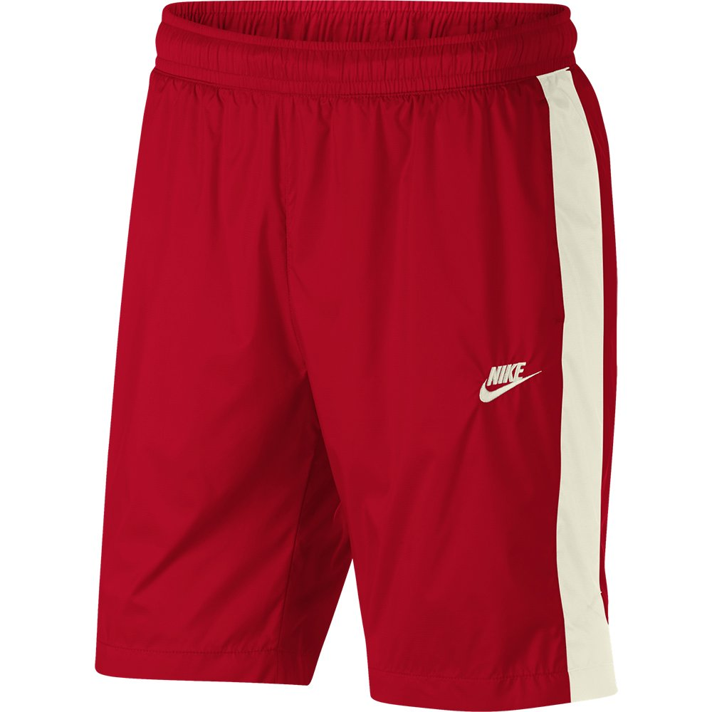 Nike NSW Woven Short Red-White