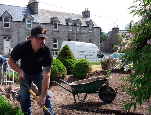 Garden maintenance Dalbeattie by Creative Gardens