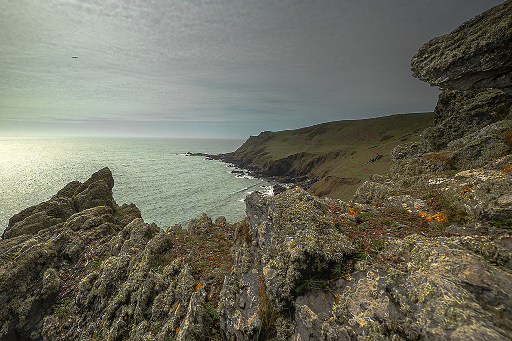 View from Black Hole ridge over The Benches and Peartree Point. Stock Image ID: 2507