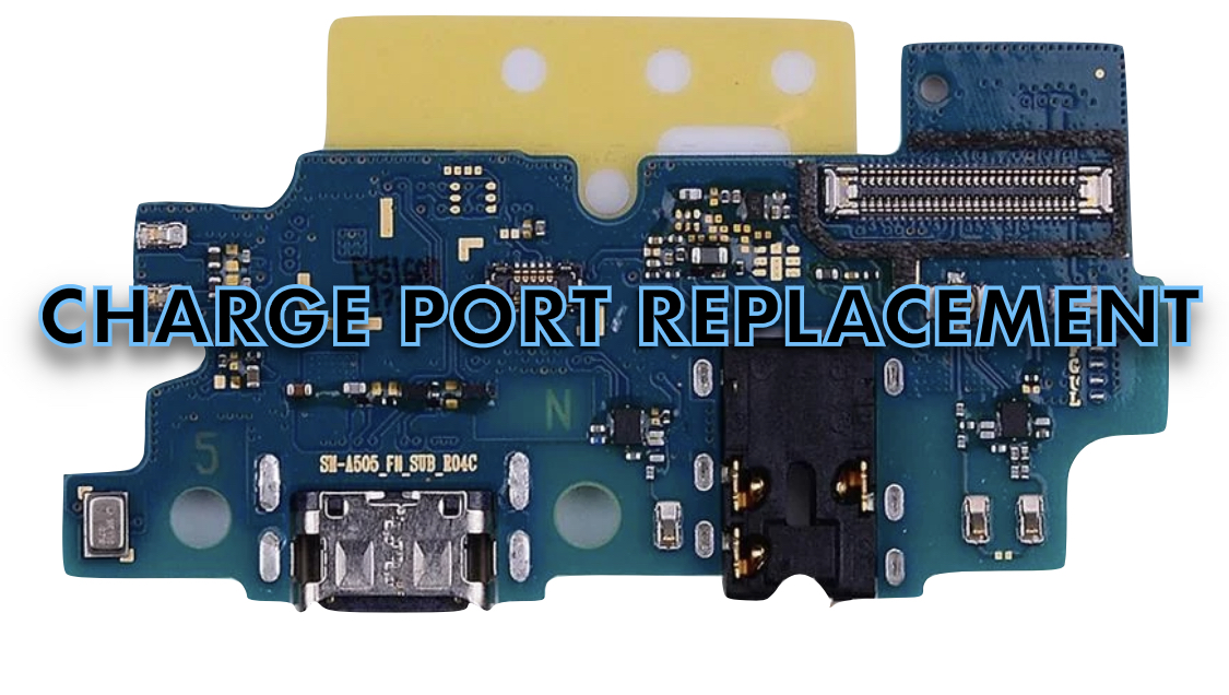 A50 charge port