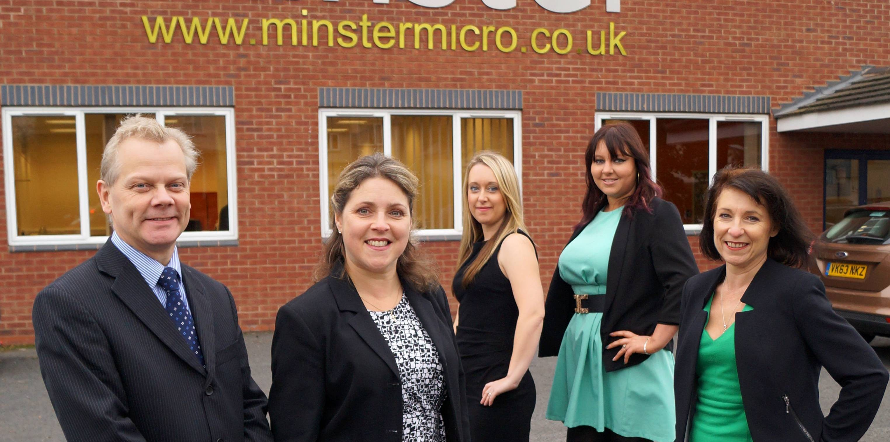 Minster Micro Computers appoint local PR firm Evopr