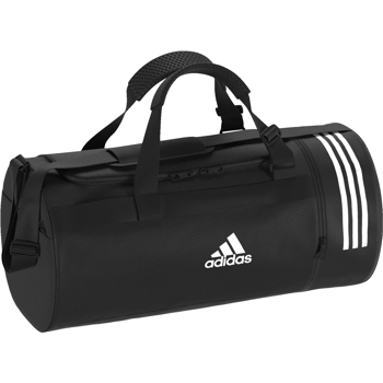 3S Convert Duffle Bag MEDIUM Black-White
