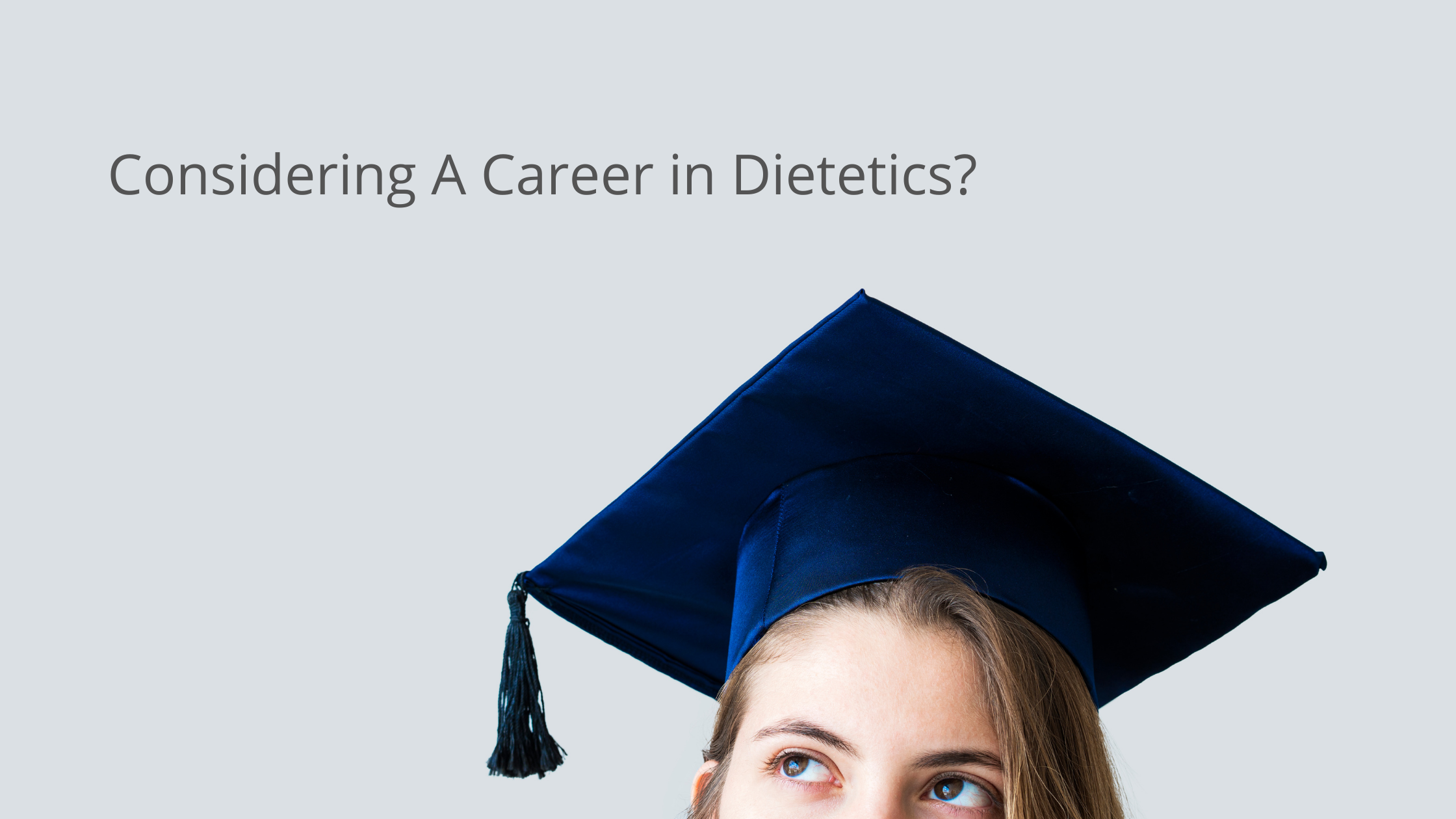 Studying & Working as a Dietitian in Nottingham.