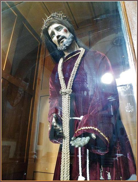 het christusbeeld in san diego de alcala guanajuatojpg