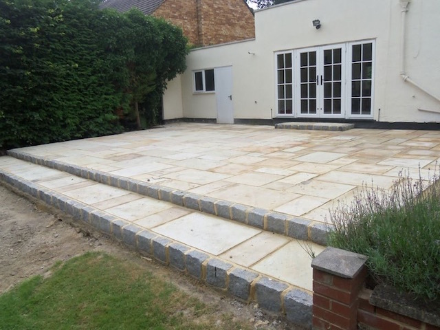 Block Paving Surrey West Byfleet