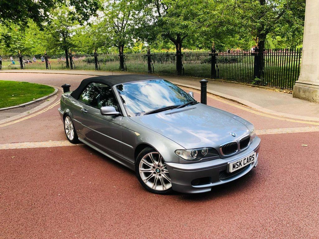 BMW 3 Series 3.0 330Ci Sport 2dr