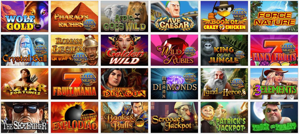 hugo online casino