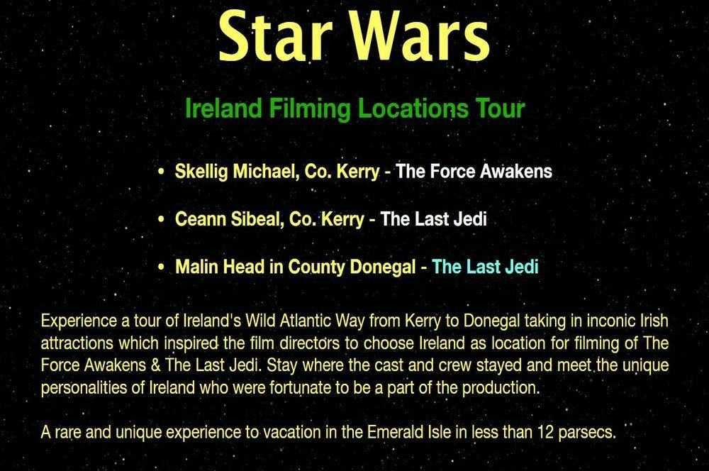 Star Wars Ireland Tour