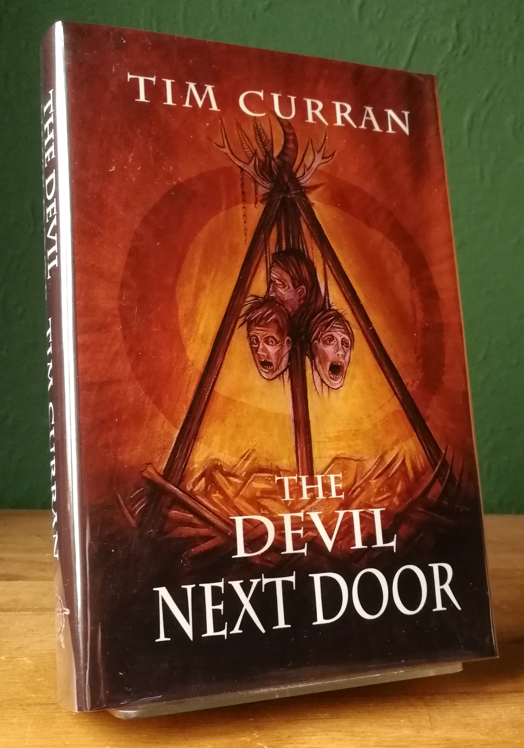 The Devil Next Door Signed Limited Edition