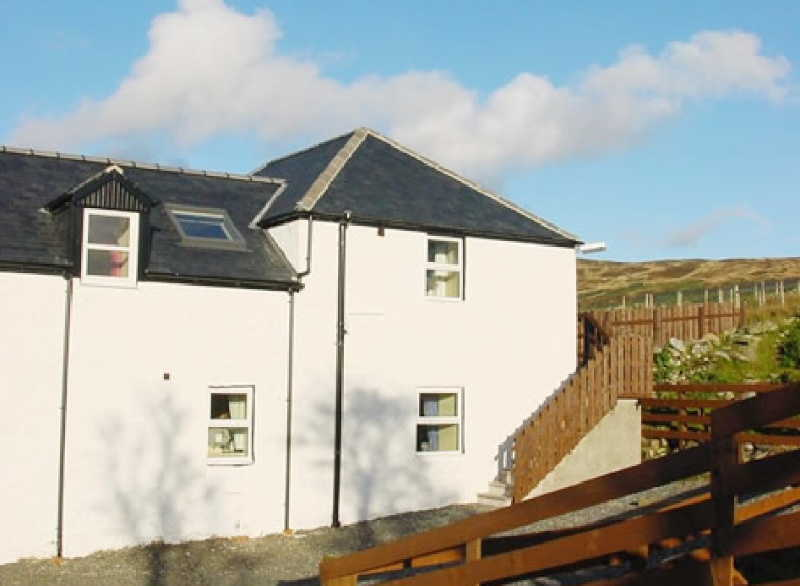 Mill Cottage offers comfortable self-catering holiday accommodation in the heart of Galloway, south west Scotland for up to 6 people
