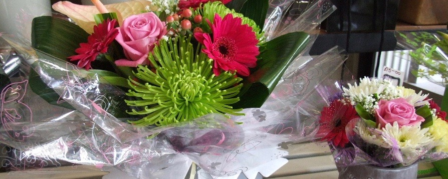 Flowers for special occasions from Willow Florists Kirkcudbright