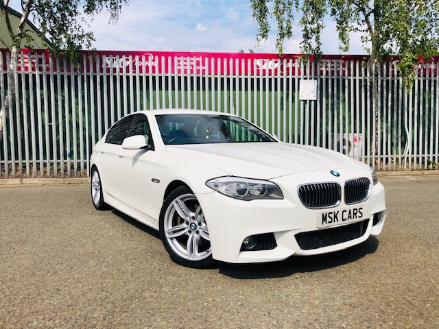 BMW 5 Series 520d M Sport 4dr Saloon