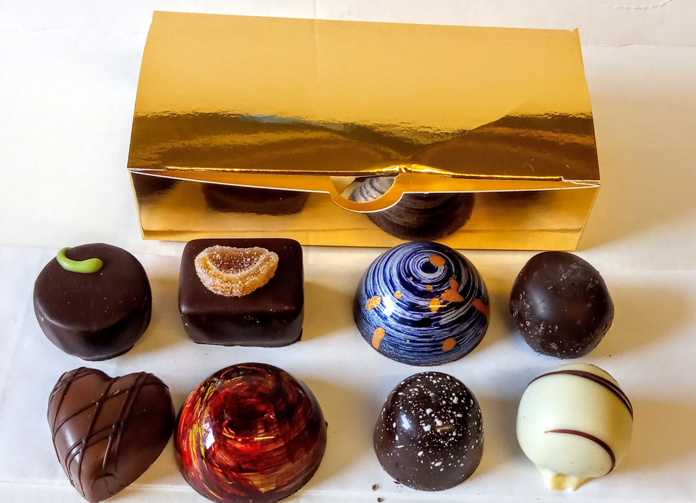 Belgian Chocolate Box 8
