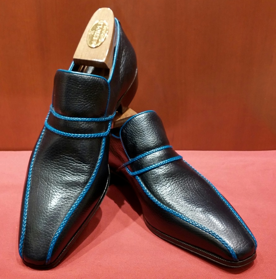 Slip-on Model 6L134 Navy