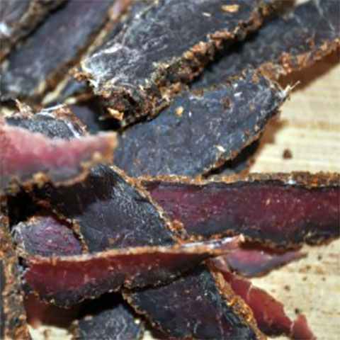 Black Pepper Biltong