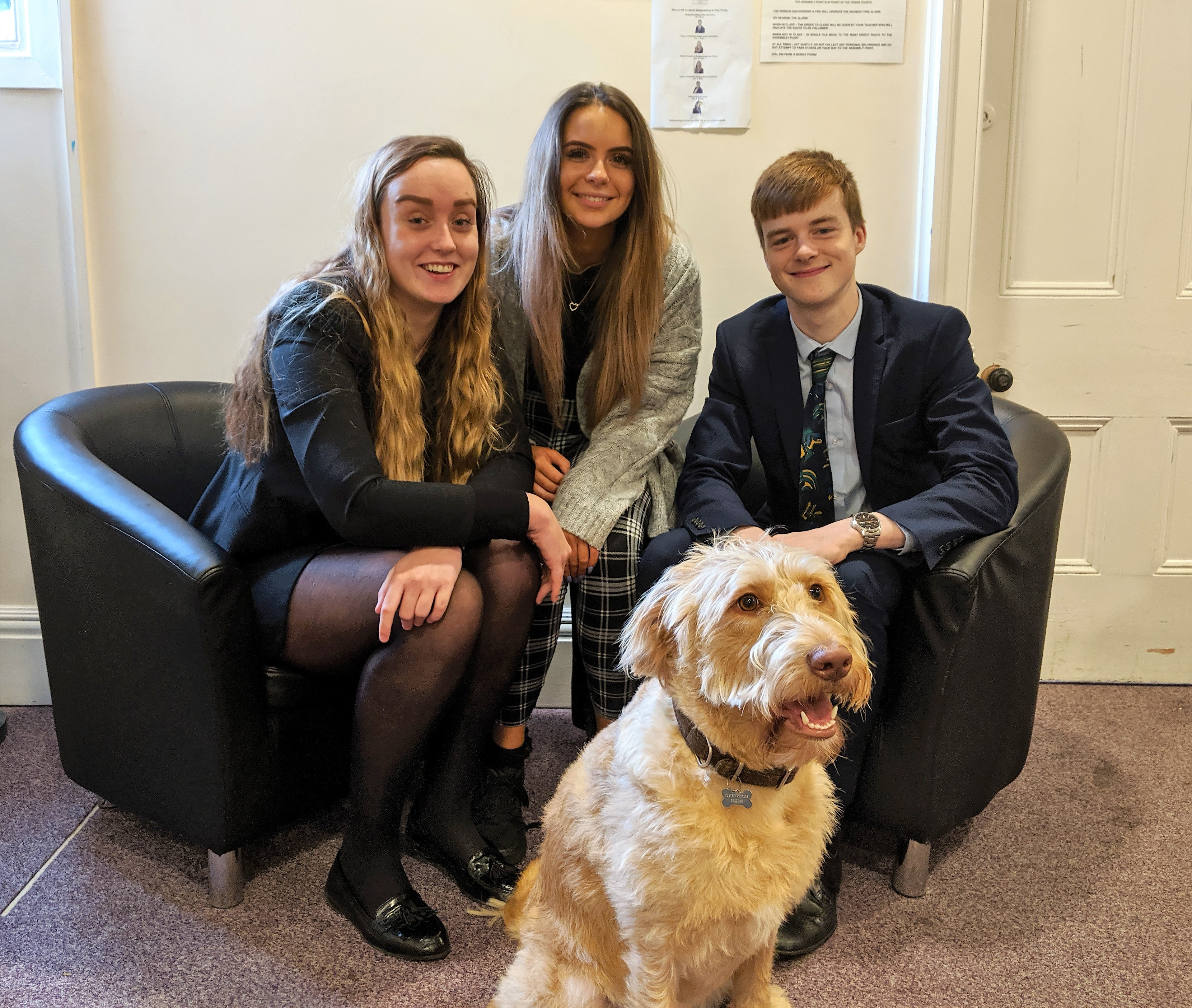 School Dog the Face of Kidderminster School Governor Campaign