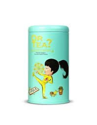 Or tea Kungfu Fighter (Cannister)