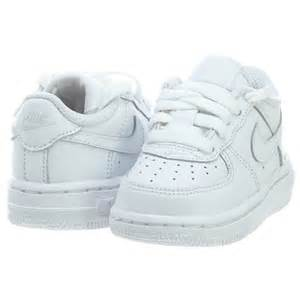 Infant Nike Air Force 1 Triple White