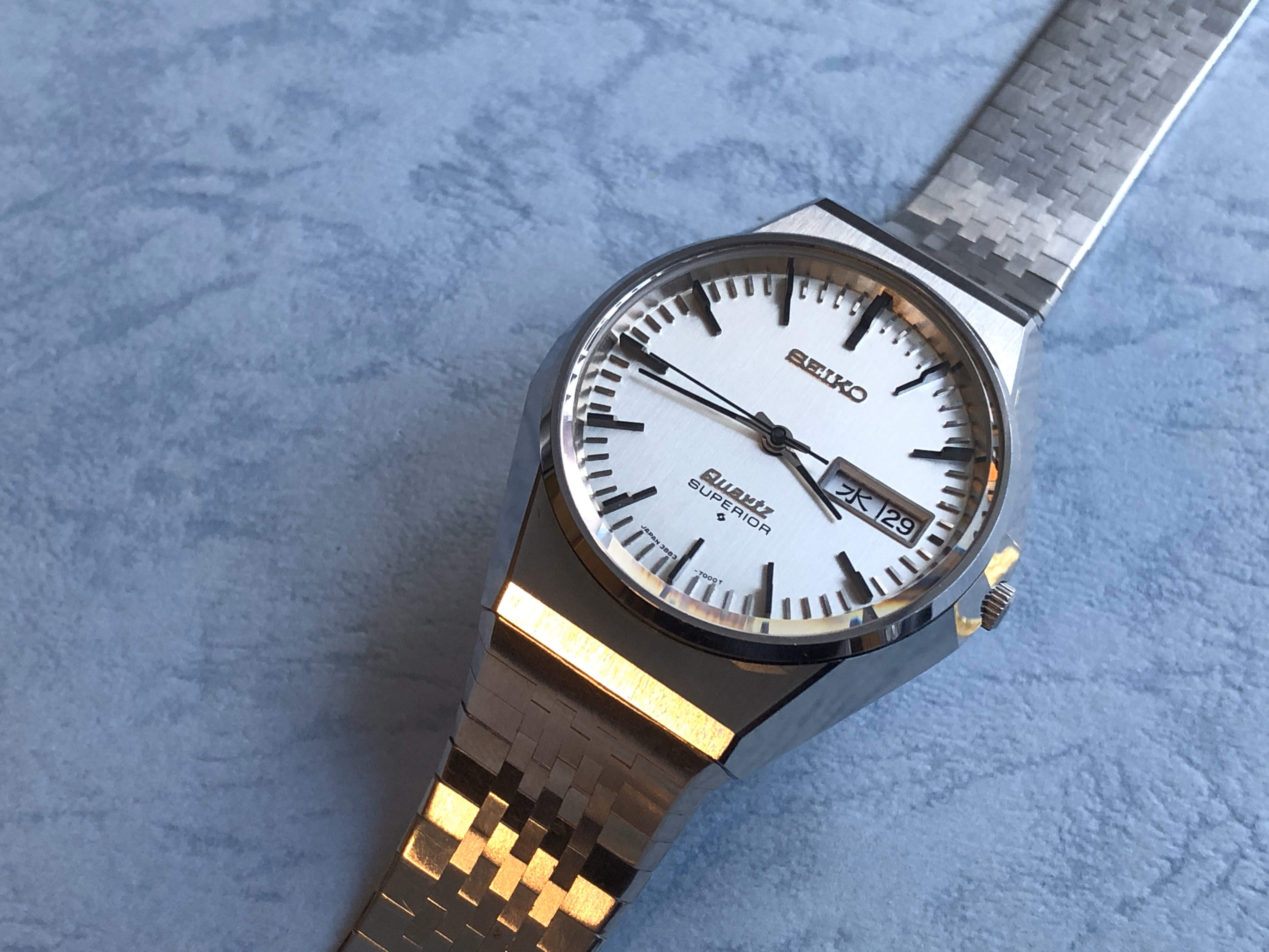 Seiko Superior 3883-7000 (Sold)