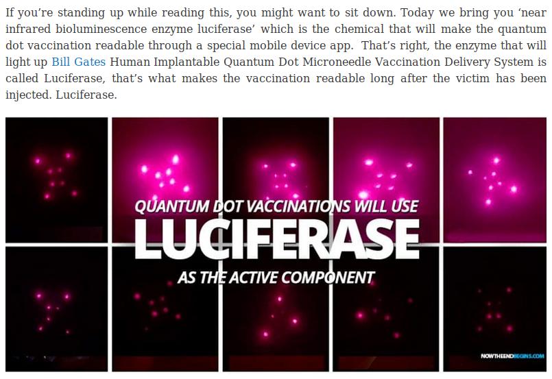 Gates Quantum Dot uses Luciferasepng